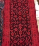 #135057 Ruby overdyed 8.6 x 2.4