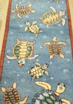 #2089 Sea life 2.1x6