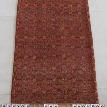 #274724 Sardis Bursa 2.7x6.10 Made in Turkey of hand spun wools/veg. dyes (finely knotted)