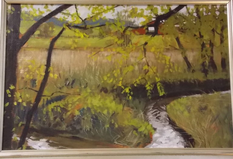 Creek Bottom – Josephine Keir