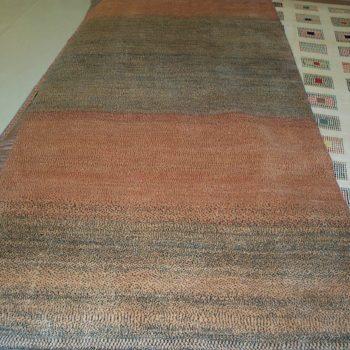 #10018813 Kashkuli 4.6x10.5 Made in Iran of hand spun wool/veg.dyes