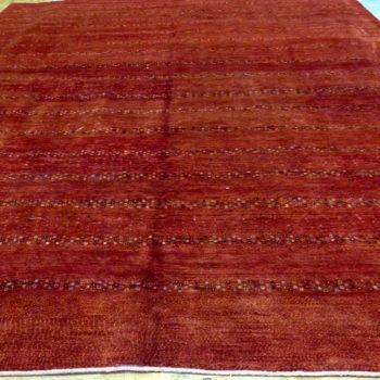 #10017308 Kashkuli 9.11x13.8 Made In SW Iran of hand spun wools/veg. dyes