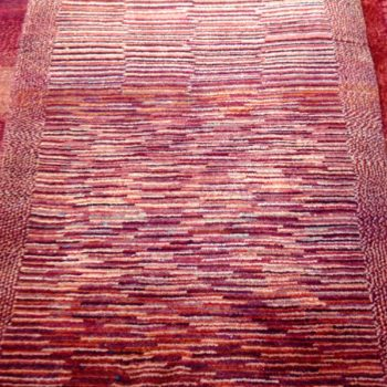 #10025670 Schulibaft 2.7x4 Made in Iran of hand spun wool/veg. dyes